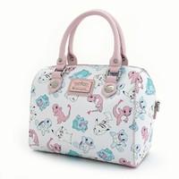 Loungefly Pokemon Starters Pastel Duffle Bag image