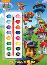 All Paws on Deck! (Paw Patrol) image