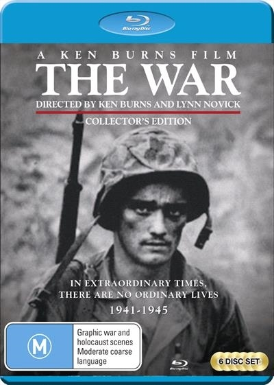 The War - Collectors Edition (Remastered) on Blu-ray