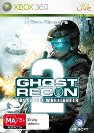 Tom Clancy's Ghost Recon: Advanced Warfighter 2 for X360