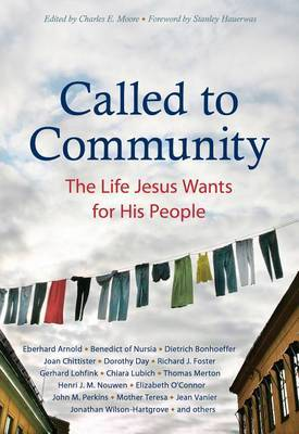 Called to Community by Eberhard Arnold