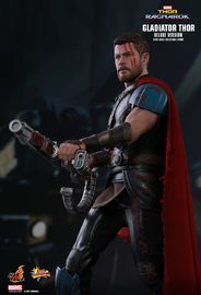 "Thor Ragnarok: Gladiator Thor (Deluxe Ver.) - 12"" Articulated Figure"