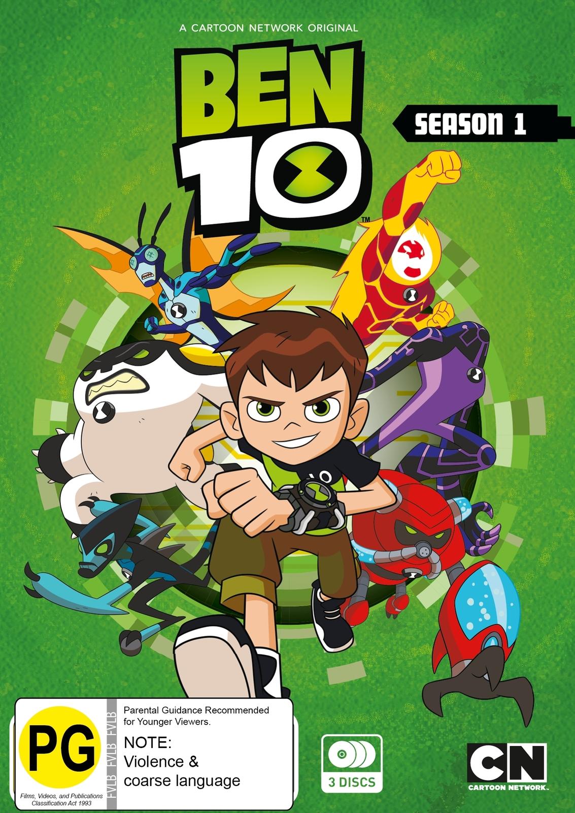 Ben 10 (2016) Season 1