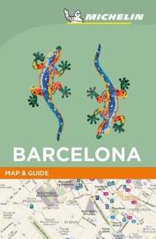Michelin Barcelona Map & Guide by Michelin