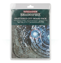 Warhammer Underworlds: Shadespire - Shattered City Board Pack