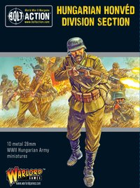 Bolt Action: Hungarian Army Honved Division Section