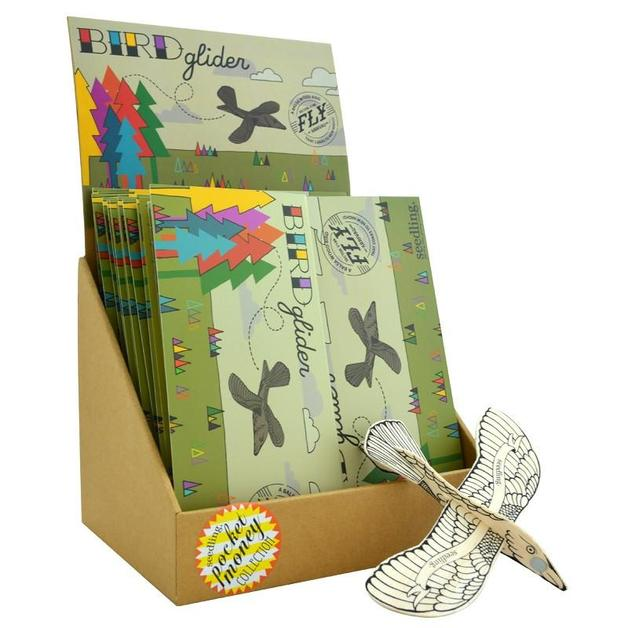 Seedling: Fly High - Bird Glider (Assorted Designs)