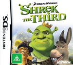 Shrek the Third for Nintendo DS