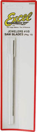 Excel Jewellers Saw Blades #1/0 (12pk)