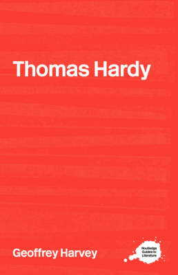 Thomas Hardy by Geoffrey Harvey
