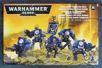 Warhammer 40,000 Space Marine Terminator Squad