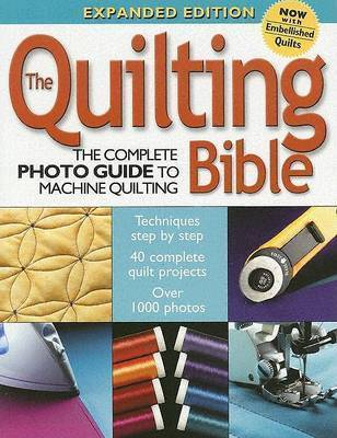 Quilting Bible by Creative Publishing