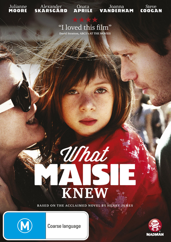 What Maisie Knew on DVD
