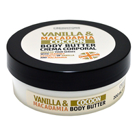 Creightons - Vanilla & Macadamia Body Butter (200ml)