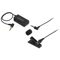 Audio-Technica AT9903 Mono Mini Lapel Microphone