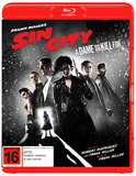 Sin City: A Dame to Kill For on Blu-ray