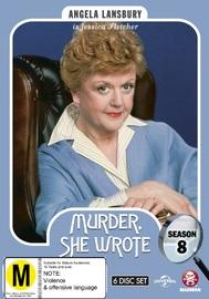 Murder, She Wrote - Season 8 on DVD