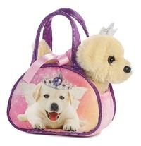 Aurora: Fancy Pal Pet Carrier – Pretty Princess Pup