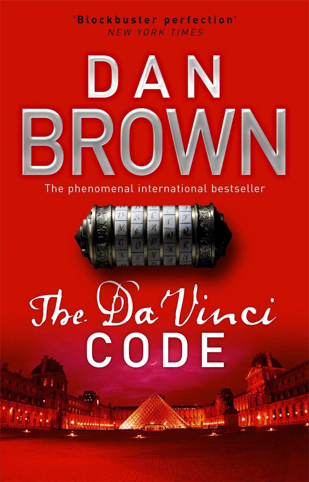 The Da Vinci Code by Dan Brown image