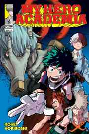 My Hero Academia: 3 by Kohei Horikoshi