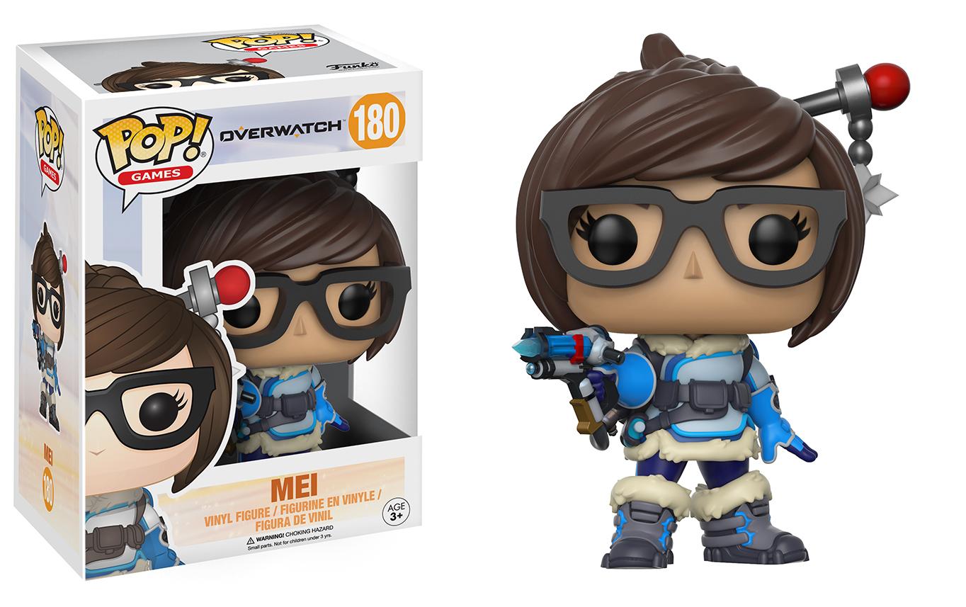 Overwatch – Mei Pop! Vinyl Figure image