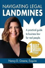 Navigating Legal Landmines by Nancy D Greene image