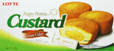 Lotte Custard Cream Cakes (6pk)