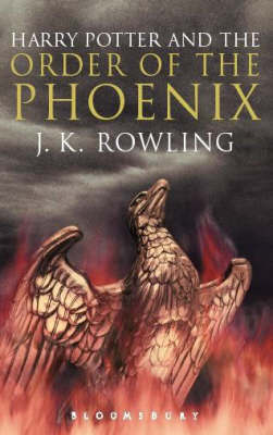 Harry Potter and the Order of the Phoenix (Adult Ed.) by J.K. Rowling