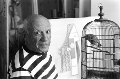 Pablo Picasso, Villa la Californie, Cann image