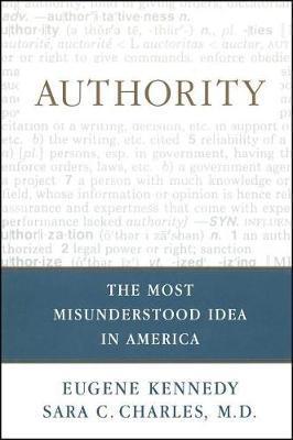 Authority by Eugene Kennedy image