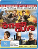 The Other Guys on Blu-ray