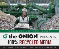 2019 Daily Calendar: The Onion by The Onion