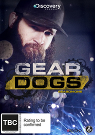Gear Dogs: Season One on DVD