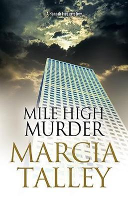 Mile High Murder by Marcia Talley image