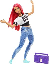 Barbie: Made to Move - Dancer Doll (Pink) image