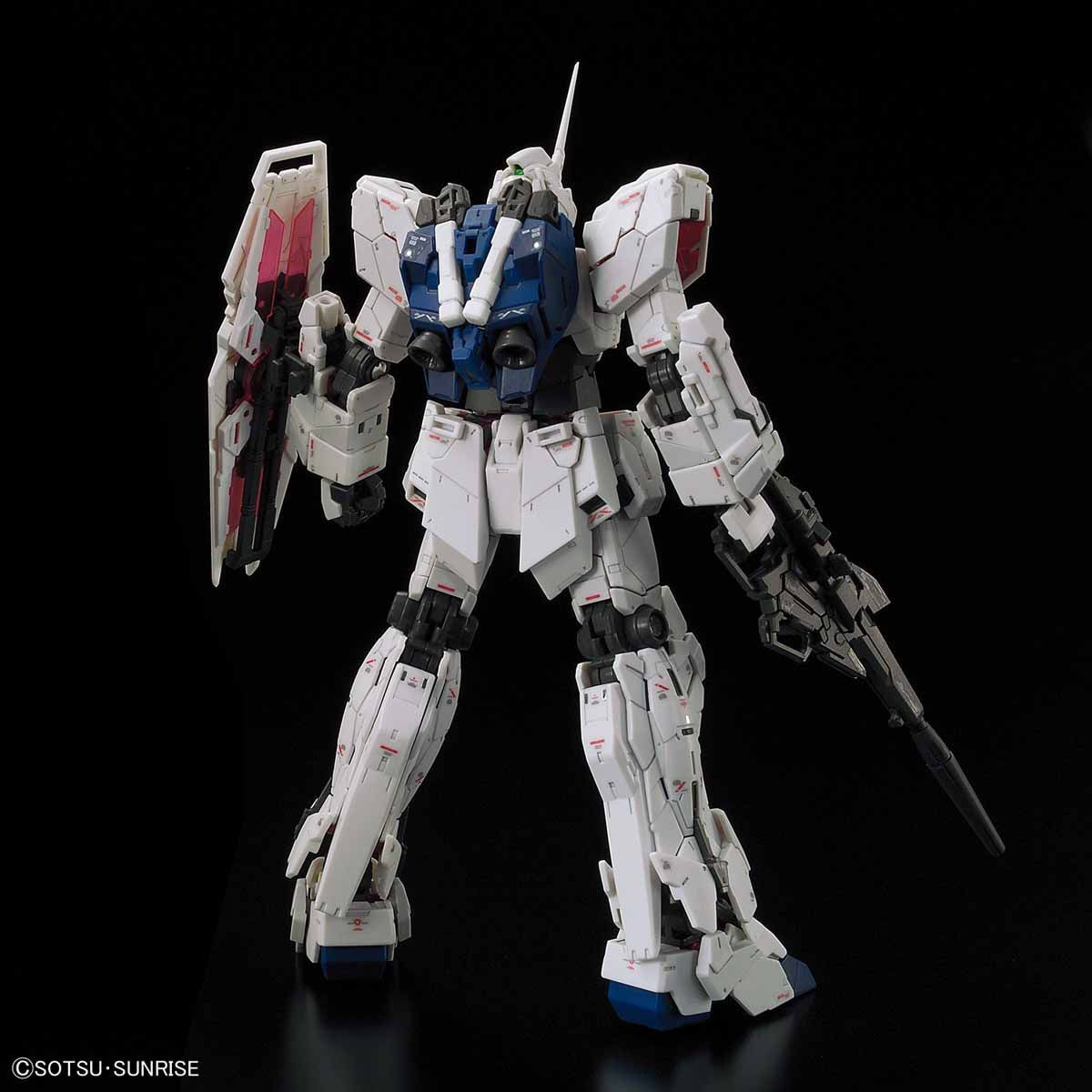 RG 1/144 RX-0 Unicorn Gundam - model Kit image