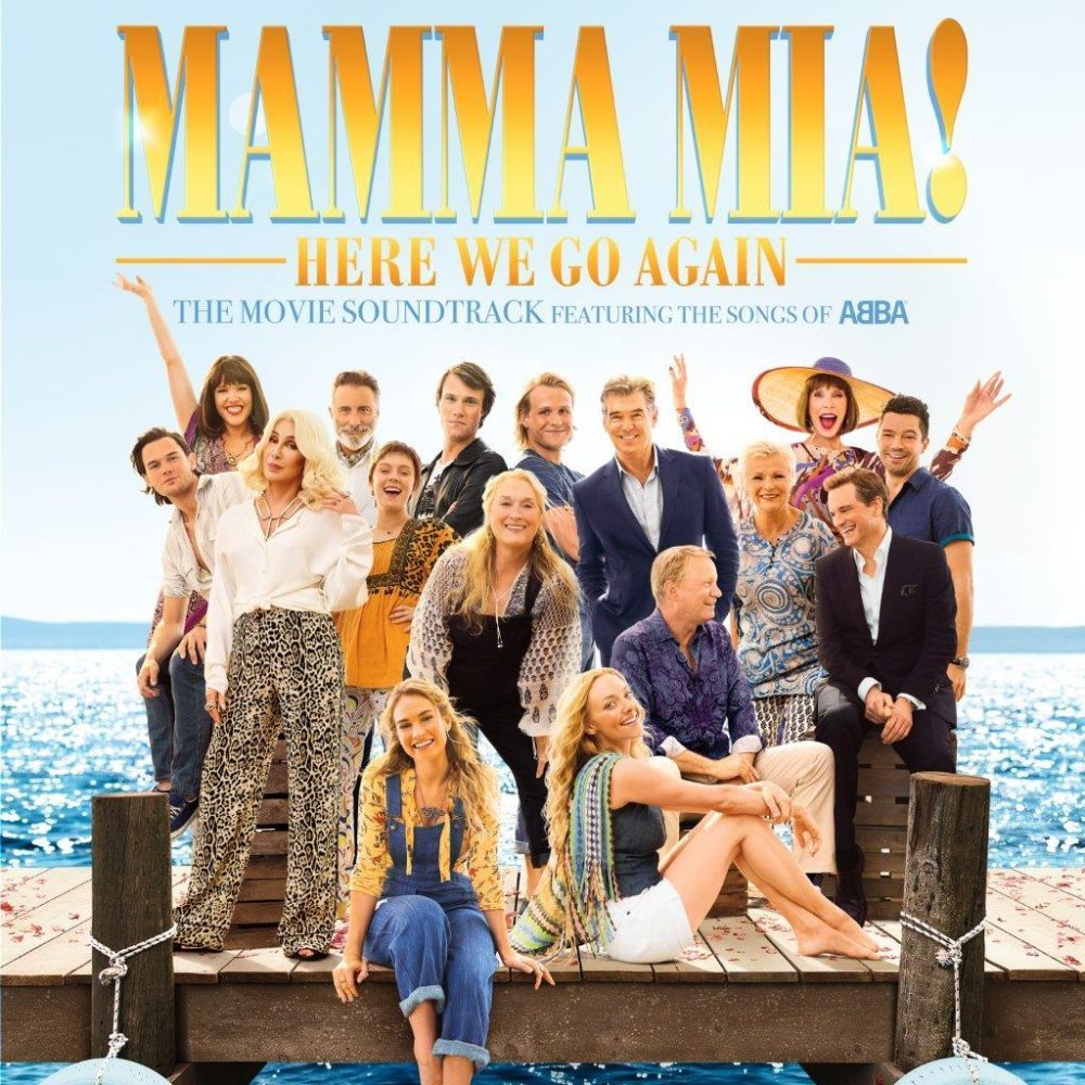 Mamma Mia! Here We Go Again OST by Various image