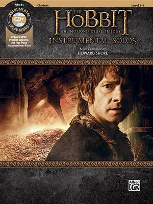The Hobbit -- The Motion Picture Trilogy Instrumental Solos by Howard Shore image