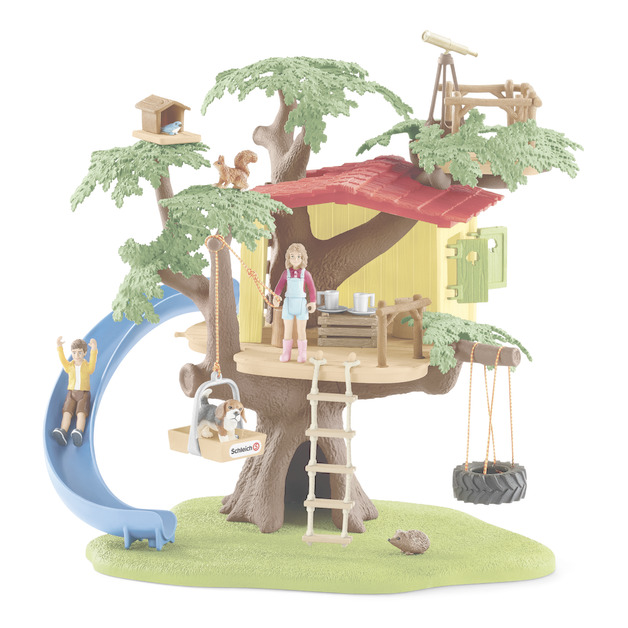 Schleich : Adventure Tree House