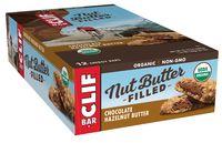Clif Bar Nut Butter Filled - Chocolate Hazelnut Butter (Box of 12)
