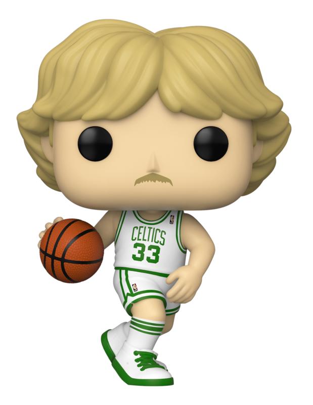 NBA: Legends - Larry Bird (Celtics Home) Pop! Vinyl Figure