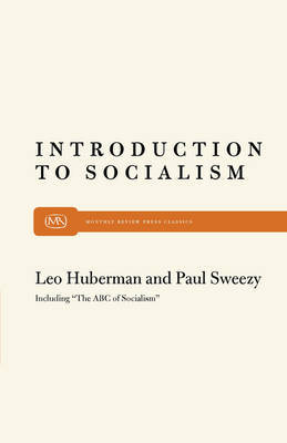Introduction to Socialism by Leo Huberman image