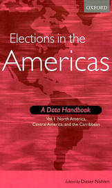 Elections in the Americas: A Data Handbook image