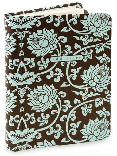 Acadian Tapestry Address Book image