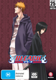 Bleach Collection 25 on DVD