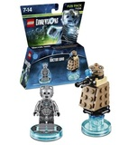 LEGO Dimensions Fun Pack - Cyberman & Dalek (All Formats) for