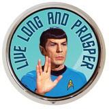 Mr Spock Pill Box