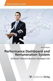 Performance Dashboard and Remuneration System by Puskar Michal