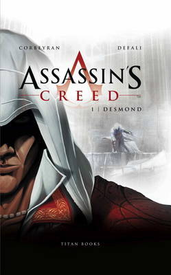 Assassin's Creed - Desmond by Andy McVittie