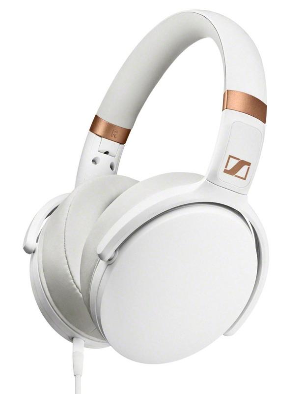 Sennheiser: HD 4.30I - Over Ear Headphones (White)